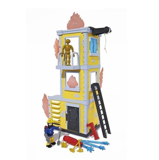 מגדל אימונים – סמי הכבאי