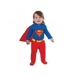 תחפושת סופרמן תינוקות – פורים רוביס