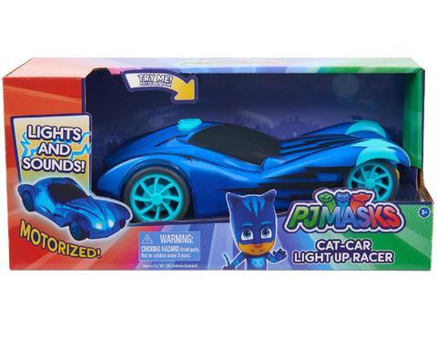 רכב אורות ילד חתול – כח פי ג'יי