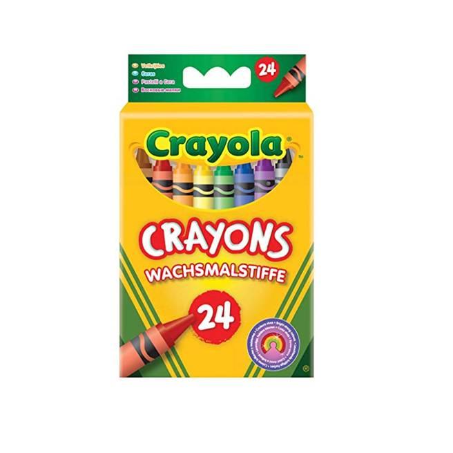 24 צבעים איכותיים