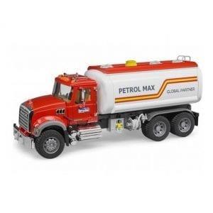 משאית מכלית דלק MACK – BRUDER