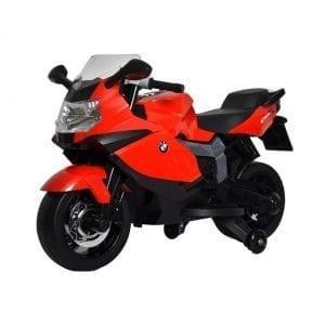 אופנוע ממונע לילדים ב.מ.וו – 12 וולט