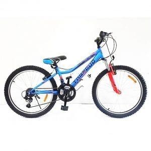 אופני הרים לילדים ונוער -אופניים טורנדו M2 כחול