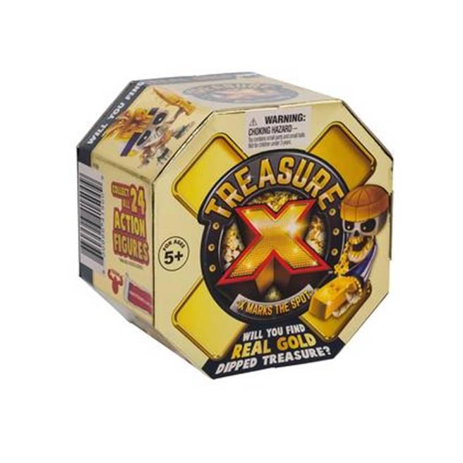 אוצרות זהב – Treasure X