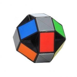 קוביה הונגרית טוויסט צבעונית Rubix's Twist