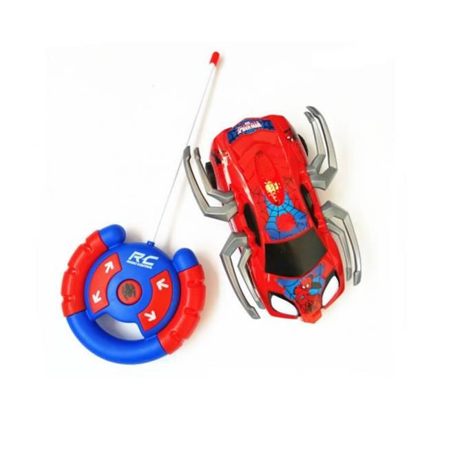 מכונית על שלט רחוק – ספיידרמן צעצוע