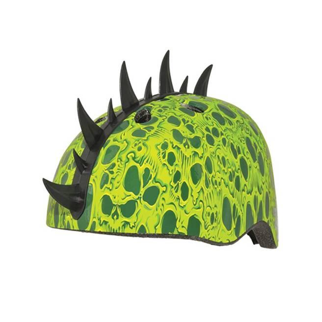 קסדה ירוקה לנוער Krash