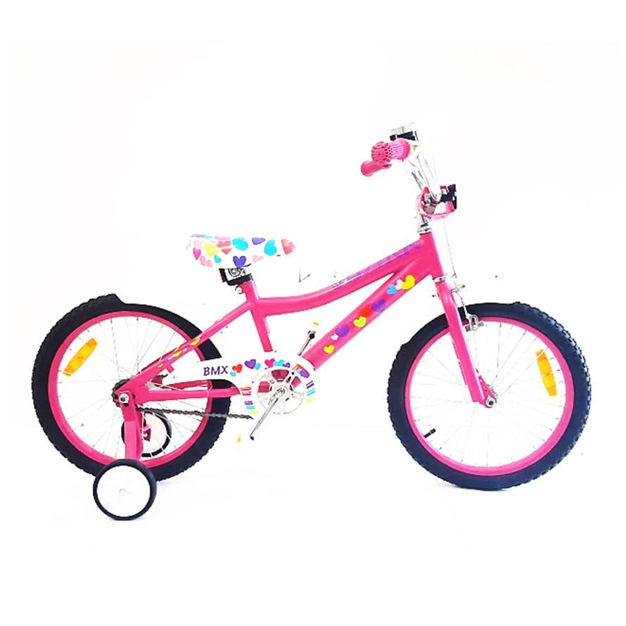 אופני ילדים BMX שארק ורוד