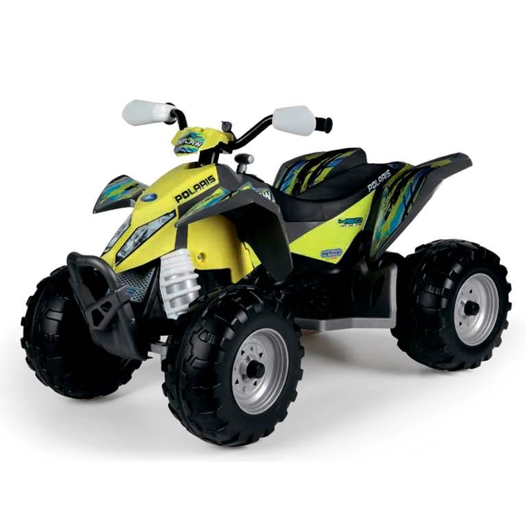 טרקטורון ממונע לילדים  PEG OUTLAW 12V