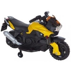 אופנוע קטן ממונע לילדים – 6 וולט