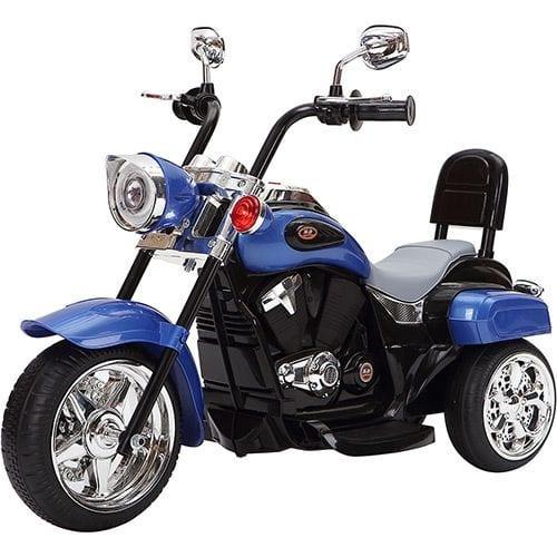 אופנוע הארלי – 6 וולט
