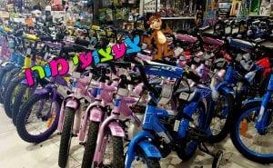 אופניים ילדים