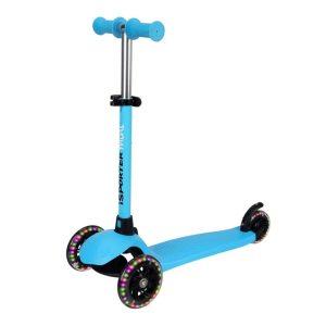 קורקינט ילדים 3 גלגלים מתכוונן מיני iSporter כחול