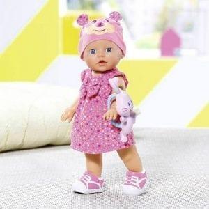 בייבי בורן הולכת – בובת תינוק