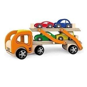 מוביל מכוניות מעץ – ויגה