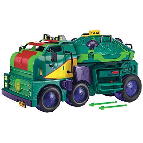 רכב טנק הקרב – צבי הנינג'ה