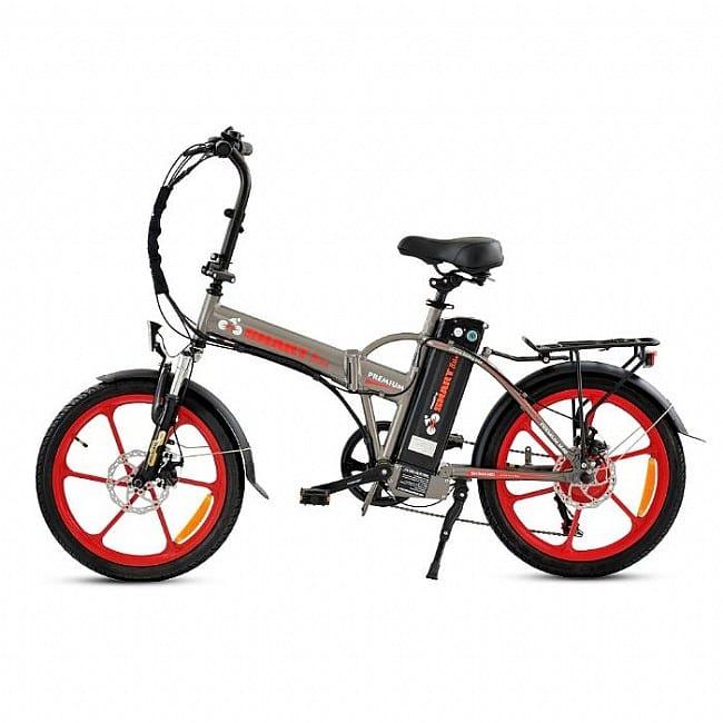 ניס סמארט פרימיום – אופניים חשמליים 48 וולט     חנות צעצועים לילדים GH-66