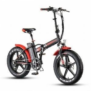 אופניים חשמליים סמארט ביגפוט מאג – SMART BIG FOOT MAG 48V