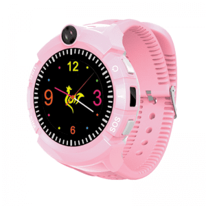 קידיוואצ' פרו שעון חכם – kidiwatch color ורוד