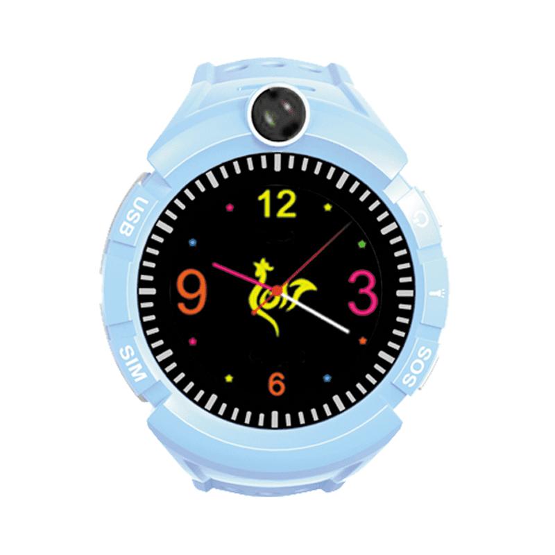 קידיוואצ' פרו שעון חכם – kidiwatch color תכלת