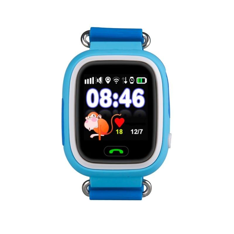 קידיוואצ' קולור שעון חכם כחול – kidiwatch color
