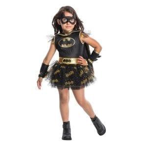 תחפושת באטגירל בשמלת טוטו לילדות – פורים רוביס