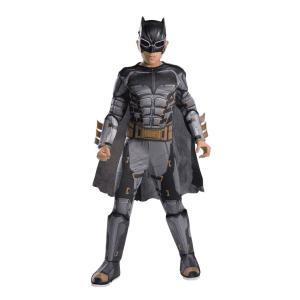 תחפושת באטמן שרירי טאקטי ליגת הצדק ילדים – פורים רוביס