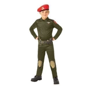 תחפושת חייל ישראלי לילדים – פורים רוביס