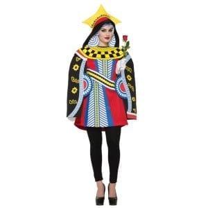 תחפושת מלכת הקלפים לנשים – פורים רוביס