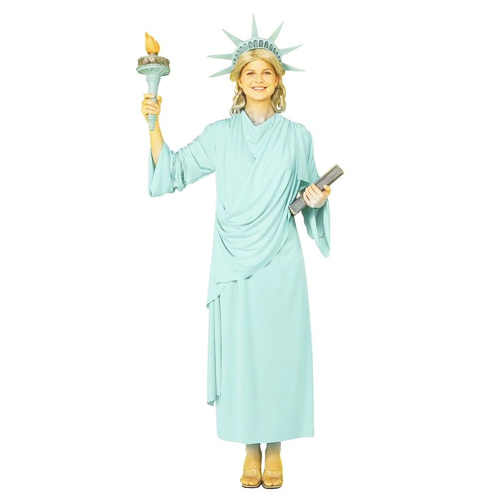 תחפושת מיס ליברטי – פסל החירות לנשים