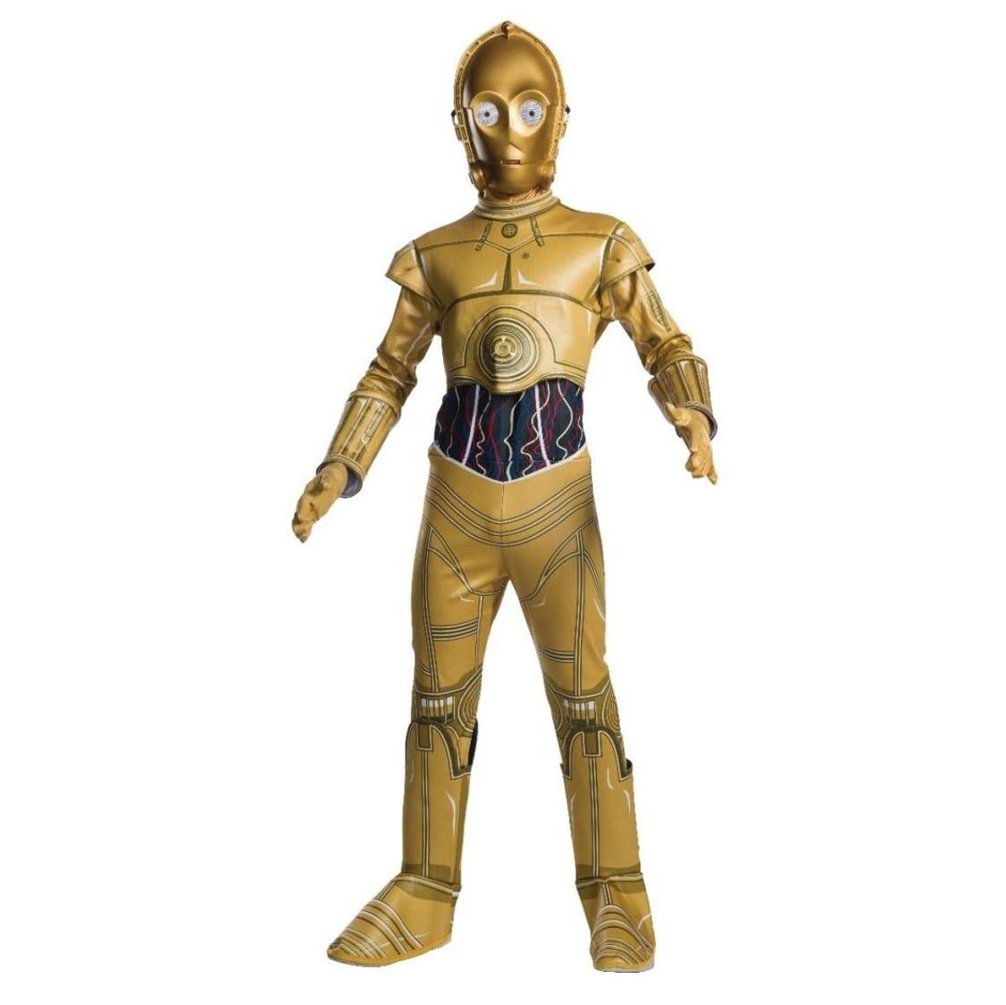 תחפושת רובוט C3PO מלחמת הכוכבים – פורים רוביס