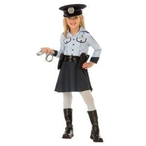 תחפושת שוטרת ישראלית מהודרת לילדות – פורים רוביס