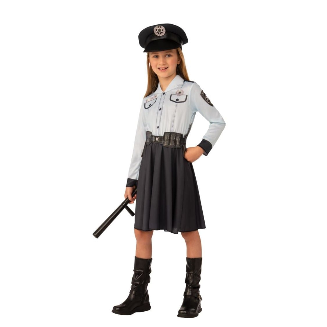 תחפושת שוטרת ישראלית לילדות – פורים רוביס
