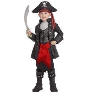 תחפושת קפטן בלאק לילדים – פורים רוביס