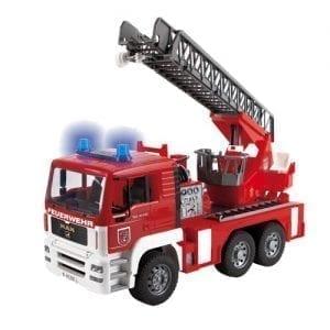 משאית MAN TGA מכבה אש + סירנה 2771