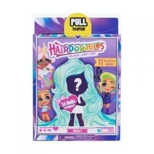 היירדורבלס – הבובה עם השיער הנפלא לעיצוב