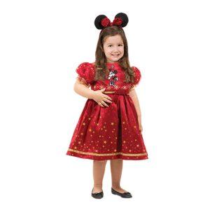 תחפושת מיני מאוס אדומה לילדים – פורים שושי זוהר