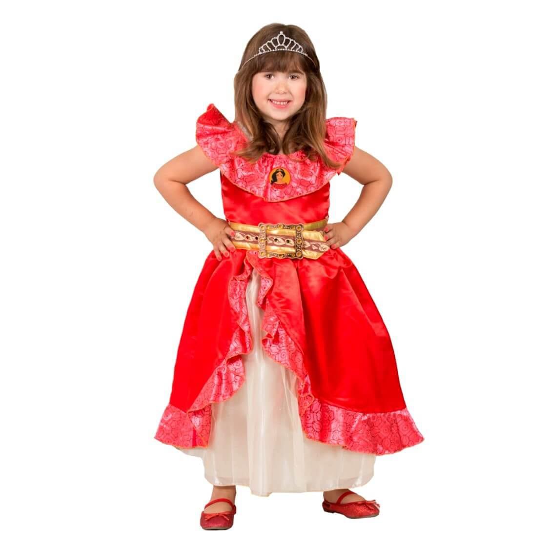 תחפושת הנסיכה הלנה מאוולור לילדות – פורים שושי זוהר
