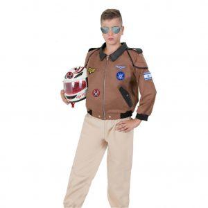 תחפושת טייס טופ גאן לילדים  – פורים שושי זוהר