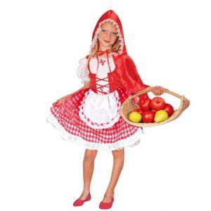 תחפושת כיפה אדומה לילדות – פורים שושי זוהר