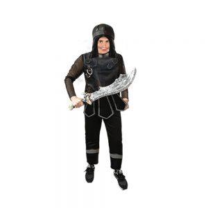 תחפושת אביר שחור לנערים – פורים שושי זוהר
