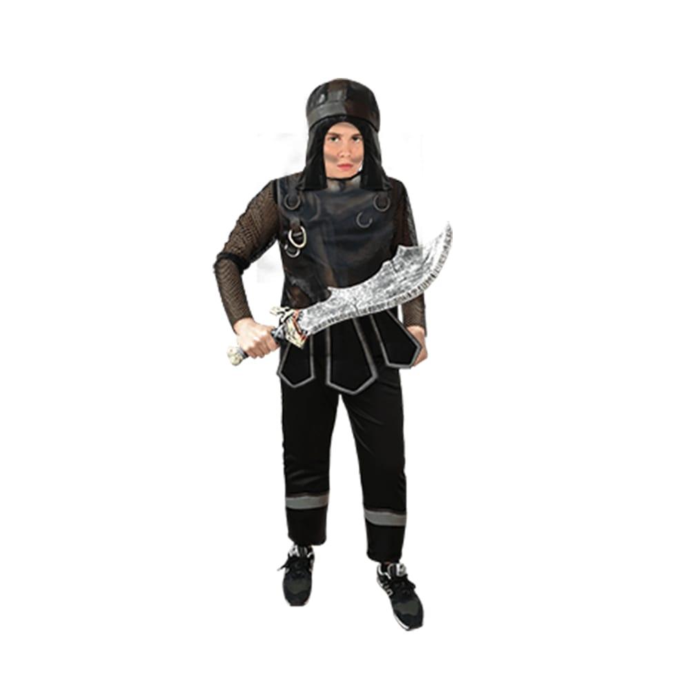 תחפושת אביר שחור – פורים שושי זוהר