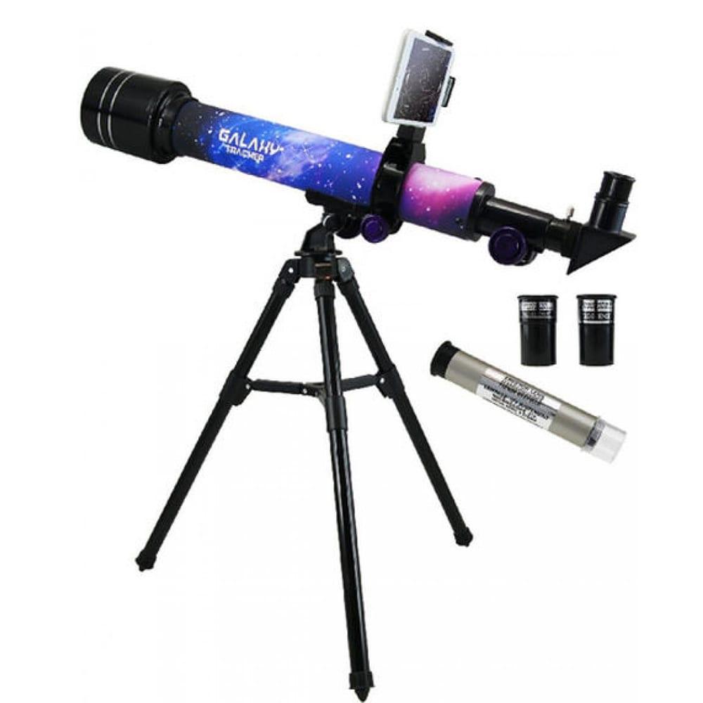 Galaxy Tracker – טלסקופ גדול לחוקר הצעיר