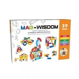 Mag-Wisdom – חלקי מגנט להרכבה בדלת מימד