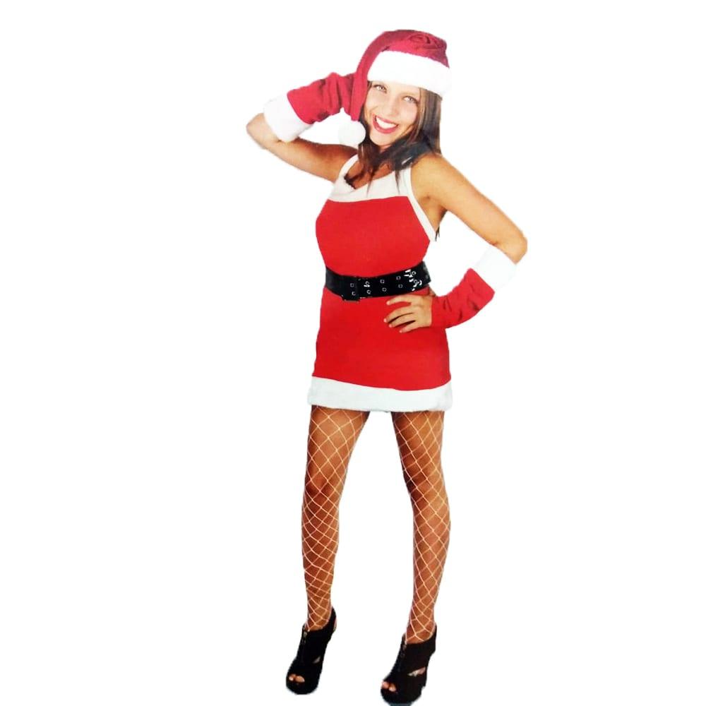 תחפושת סנטה קלאוס לנשים – פורים שושי זוהר