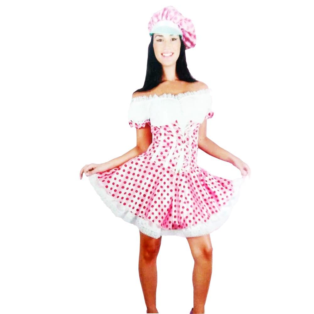 תחפושת תותית לנשים – פורים שושי זוהר