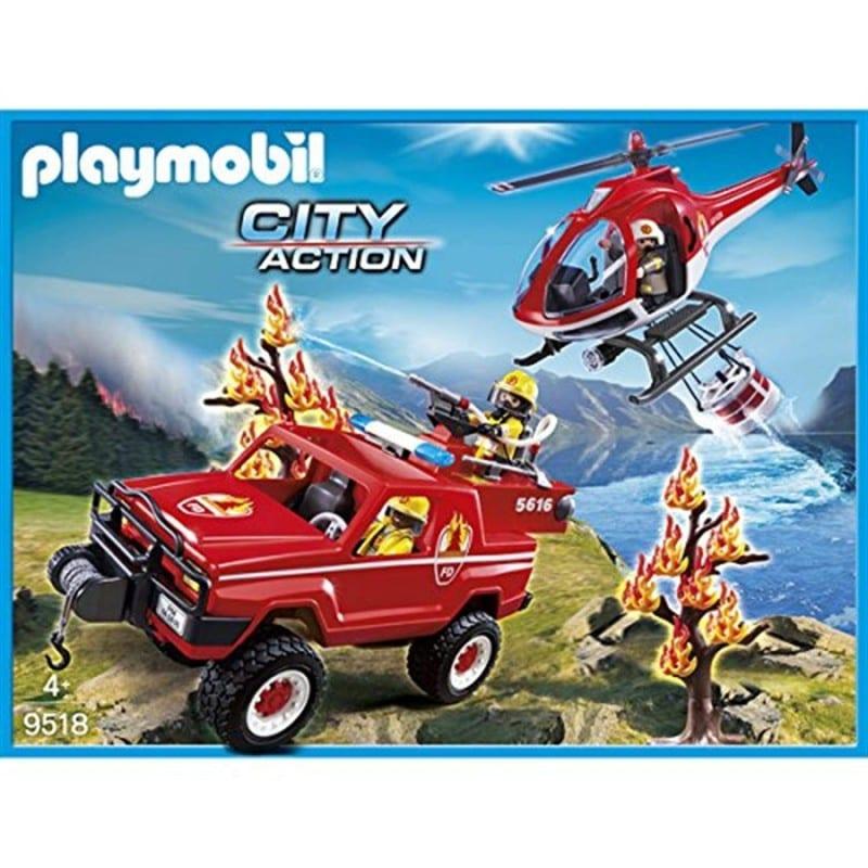 9518 צוות כיבוי אש – פליימוביל