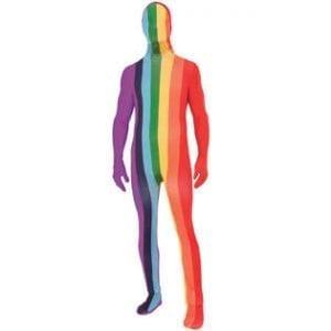 תחפושת חליפת גוף צבעונית