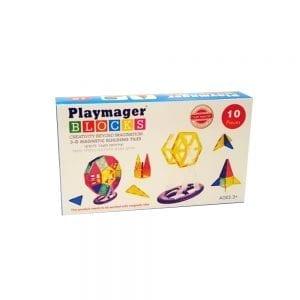 פליימאגר ערכת גלגל ענק – משחק מגנטים – מקורי!