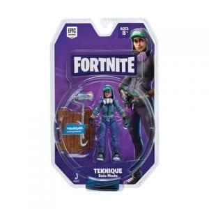 דמות פורטנייט – Solo Mode – טקניק
